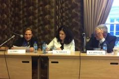 Léla Chikhani, Natacha Vellut, Bernard Lapinalie - Actes et Inhibition - Paris