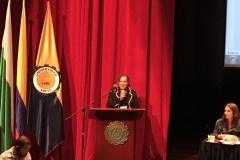 Léla Chikhani - IX° Rendez-vous de l'IF-EPFCL et Rencontre Internationale d'École - Medellin